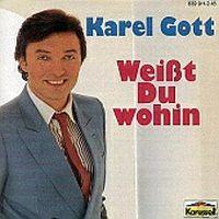 Cover Karel Gott - Weißt du wohin [1989]